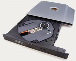 DVD привід