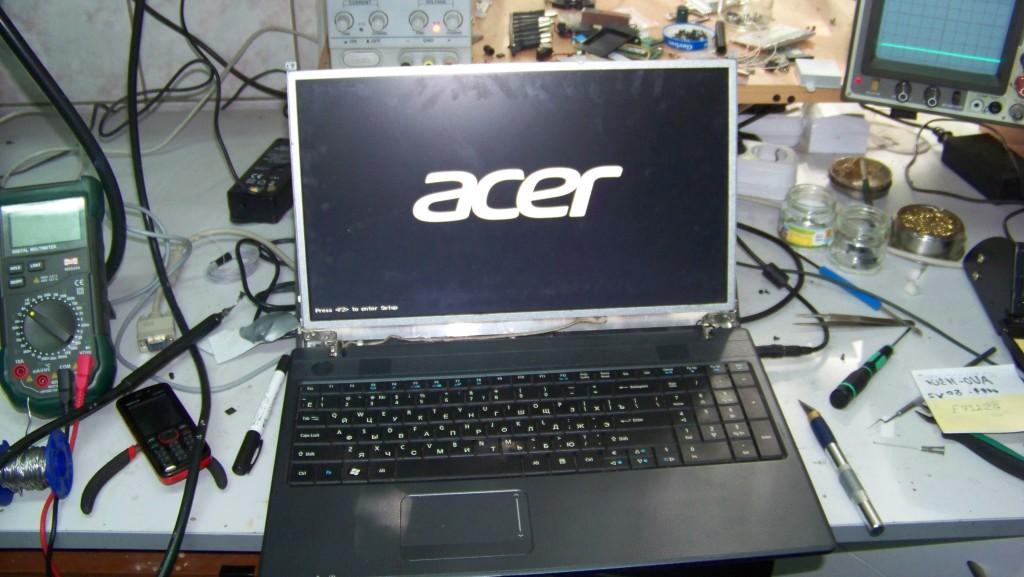 Acer TravelMate 5744